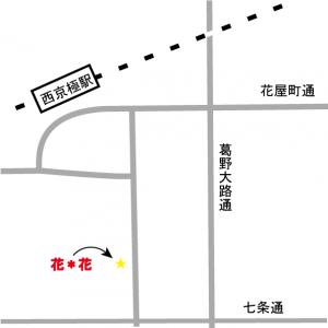 花*花(地図2)