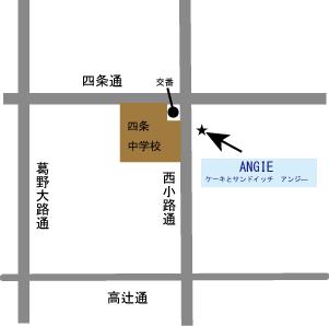 ANGIE(地図)